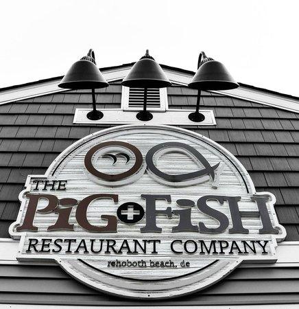 The Pig + Fish: Pig + Fish