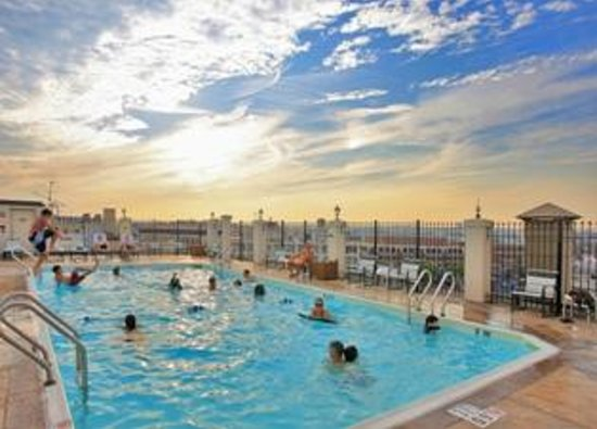 Rooftop pool during the summer season. This photo of Holiday Inn Washington DC-Central/White House is courtesy of TripAdvisor