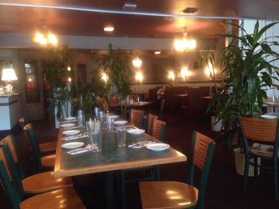 Ukiah Garden Cafe: Main Dinning Area