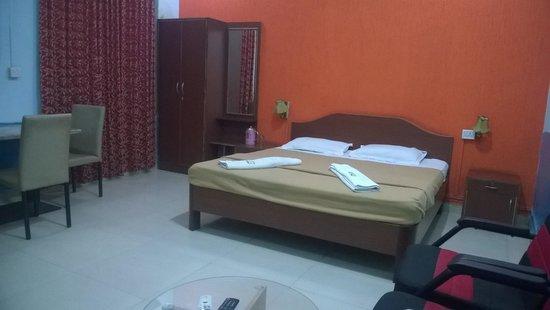 Hotel Mayura Adilshahi Bijapur: Room