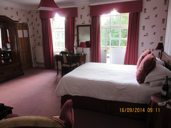 The Old Rectory : Room 1