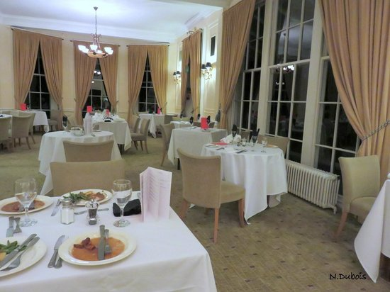 Buffet au restaurant - Picture of Stifford Hall Hotel, North ...