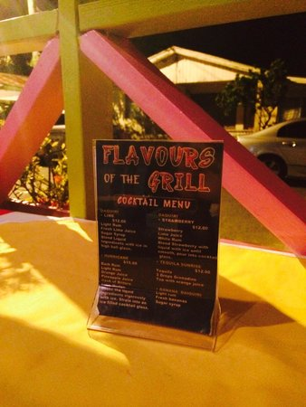 Flavours of the Grill: Perfect place, the food was very good and the service brilliant!