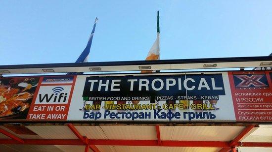 THE TROPICAL CAP SALOU