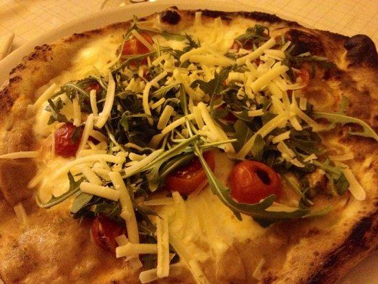 Pizza porcini - Foto di Bellini, Palermo - TripAdvisor