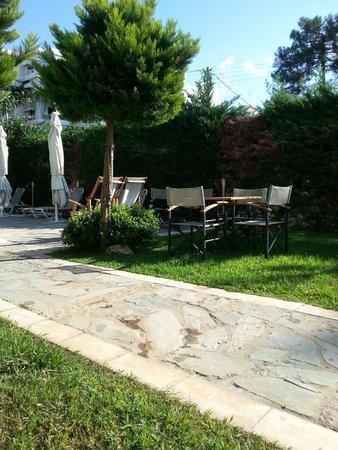 Sea View Hotel: Nice pool area
