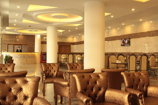 Beyoglu Palace Hôtel Thermal : Loby