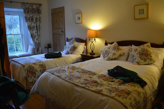 The Old Coach House : Our room