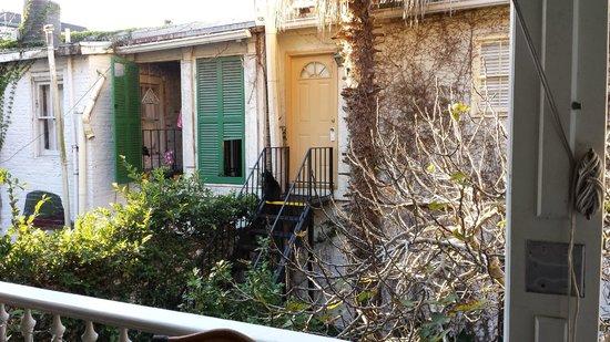 Savannah Bed & Breakfast Inn: the camellia room