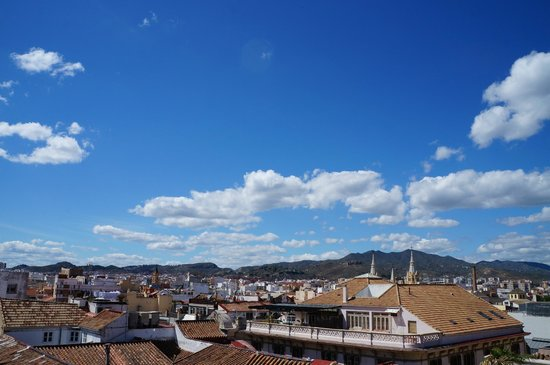 Spain Select Calle Nueva: View from rooftop terrace