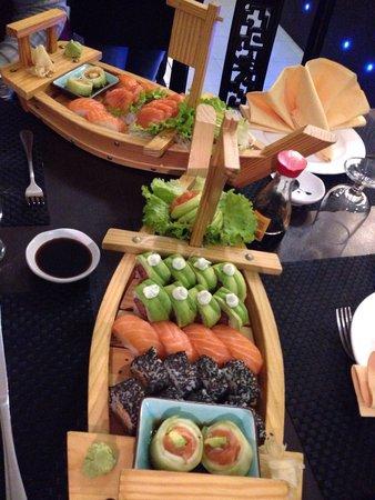 Restaurant Asia Fusion Sushi