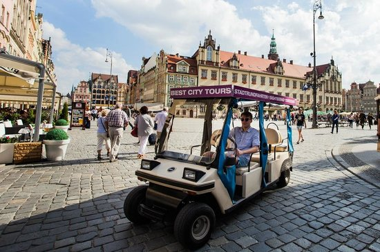 Best City Tours - Zwiedzanie Melexami z Przewodnikiem