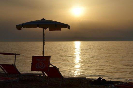 Brezza d'Estate: Bonaggia beach