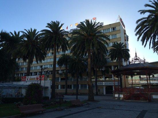 hotel trip coruna: