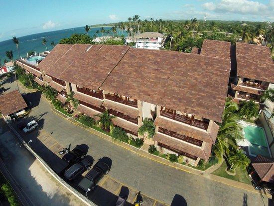 Condo-Hotel Caribey : Edificio principal