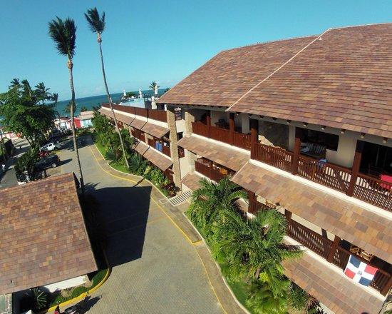 Condo-Hotel Caribey : Vista general