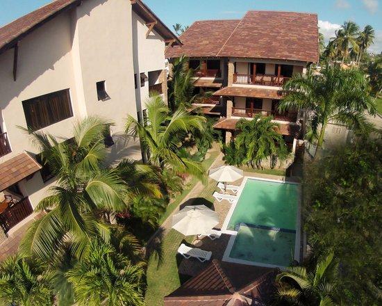 Condo-Hotel Caribey : Segunda piscina, ideal  para niños.