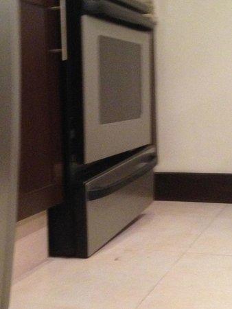 Pueblito Luxury Condohotel: Küche
