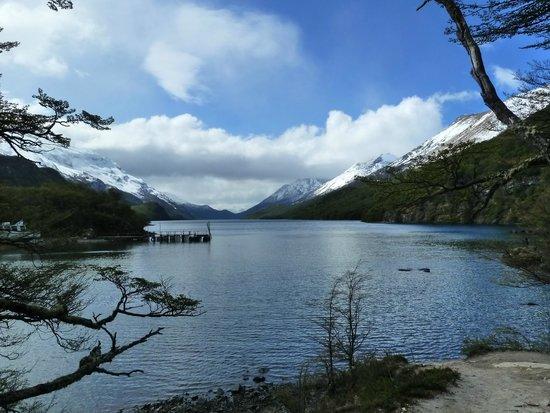 Walk Patagonia: Lago del Desierto. Precioso.