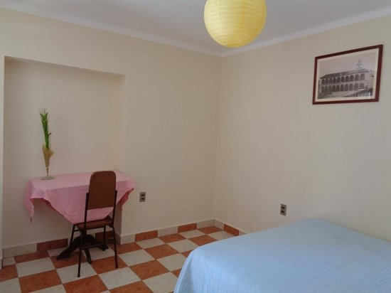 Homestay Bertha Sucre : A double room