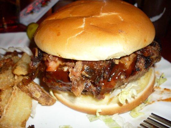 Famous Dave's : Hamburger!!!