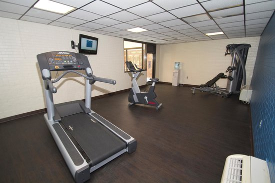 Comfort Inn Conference Center: Exercise Room