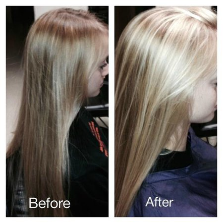 Sun Kissed Highlights Will Brighten Up Your Hair While