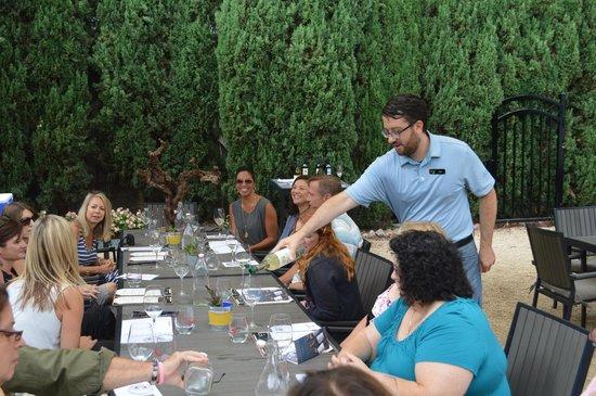 Dry Creek Valley Wine Tours: Dry Creek Vineyards