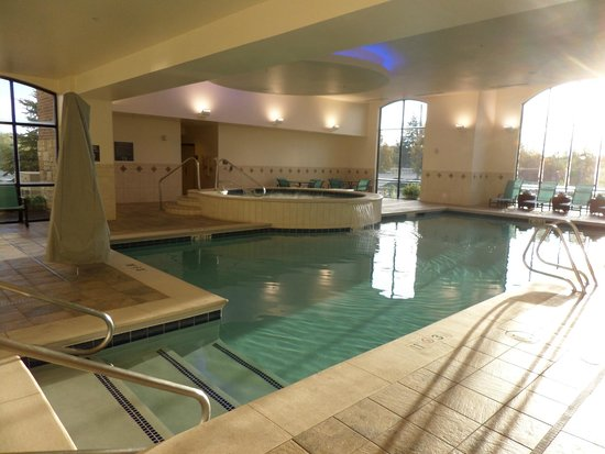 Residence Inn Idaho Falls : Beautiful Pool