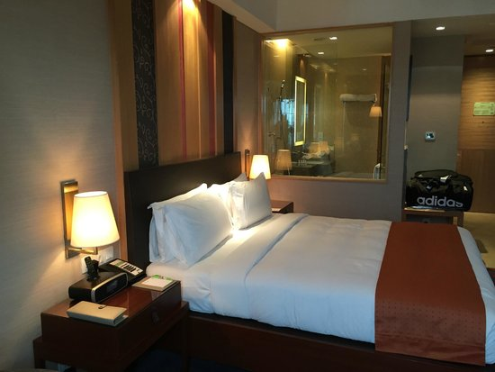 Holiday Inn New Delhi Mayur Vihar Noida: Beds