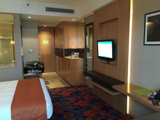 Holiday Inn New Delhi Mayur Vihar Noida : View through room