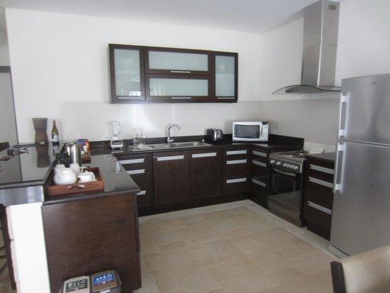 7Stones Boracay Suites : Great kitchen!