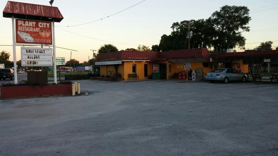 Plant City Drive-in & Restaurant