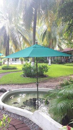 Villa Don Manuel: Area comun