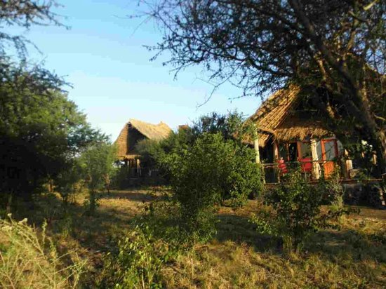Pumziko Safari Lodge & Spa