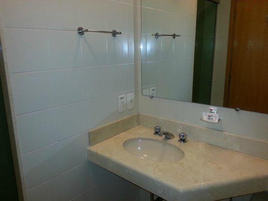 Matiz Jaguariuna : WC