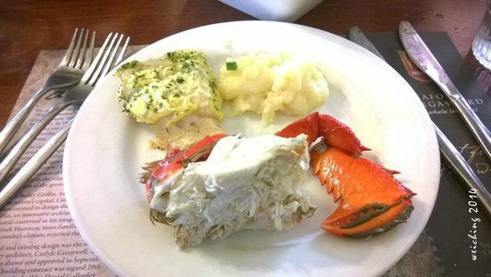 Weis Seafood Smorgasbord: My favourive