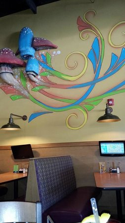 Mellow Mushroom - Roanoke | Architecture Incorporated