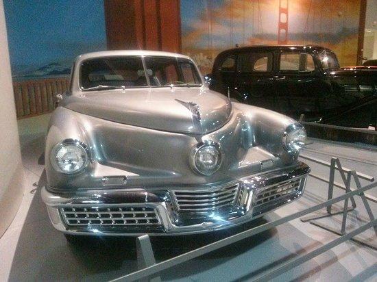 Antique Automobile Club of America Museum: New Tucker Exhibit