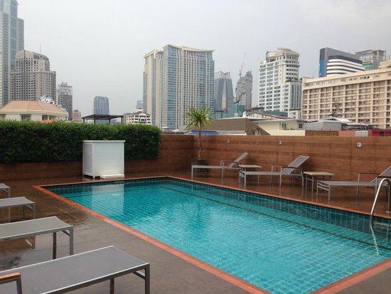 The Dawin Bangkok Hotel: Roof top