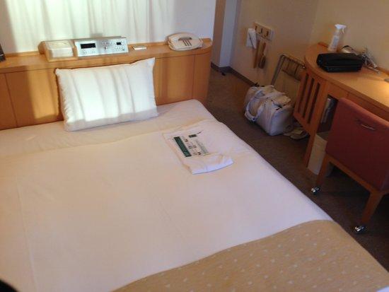 Chisun Hotel Hamamatsucho: シングルルーム