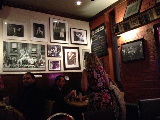 rex jazz and blues bar decor - Bar Decor