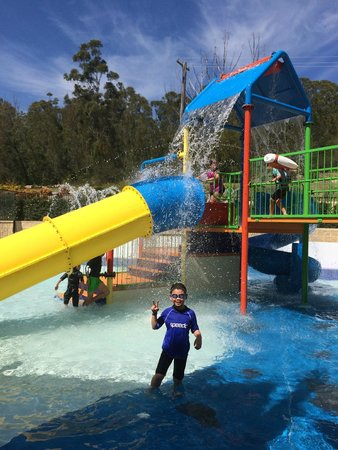 Ingenia Holidays Lake Conjola: water playground