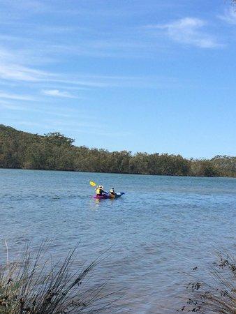 Ingenia Holidays Lake Conjola: Kayaking