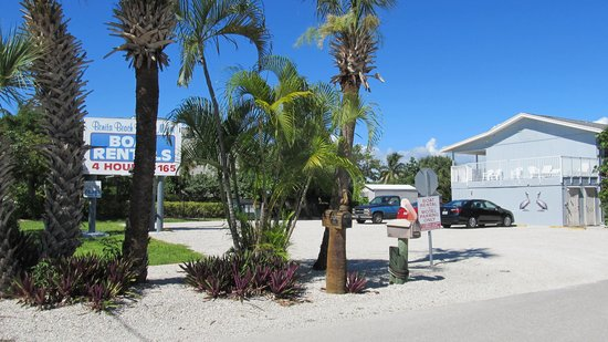Bonita Beach Resort Motel: el exterior