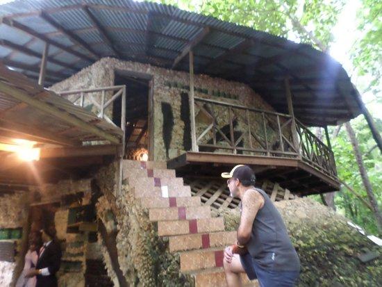 Parque Tematico El Pueblito Isleño San Andres: ecologico