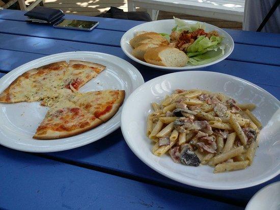 Coastes: 맛있는 점심~