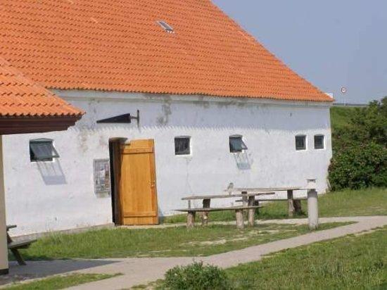 Korsoer, Dinamarca: Korsør indgang til isbåde Museum.