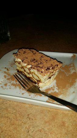 Ridgeway, Wirginia: The real thing!  Tiaramasiu! Bon Appetite.
