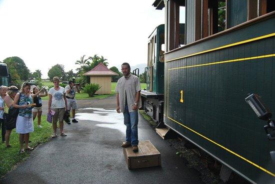 Kauai Plantation Railway: Short introduction